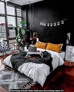 Dream Rooms, Dream Bedroom, Room Decor Bedroom, Bedroom Ideas, Bedroom Designs, Bedroom Small, Dorm Room, Dark Cozy Bedroom, Dark Bedrooms
