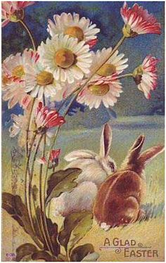 Easter Victorian and Vintage Cards