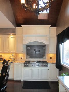 Kitchen remodel of a Canal Winchester home by Kitchen Kraft in ...