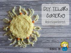 Kekos de mj - #elretopinteretest septiembre DIY Telar - Weawing