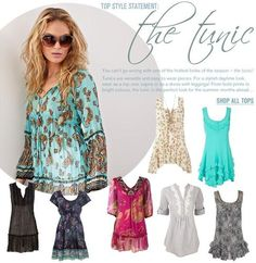 long tunics for leggings   Tunics are versatile and easy to wear pieces. For a stylish daytime ...