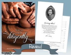 Join us at A Homeschool Mom as we review Teach Them Diligently from Leslie Nunnery and Master Books.
