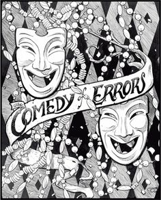 Comedy of Errors, the pitfalls of trying to sell items for much needed funds. Shakespeare Love, William Shakespeare, Shakespeare's Life, The Comedy Of Errors, Book Authors, Books, Theatre Posters, Fall Shows, Historical Art