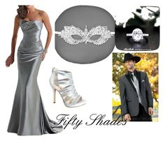 """Fifty Shades Darker"" by cowboysangel on Polyvore"