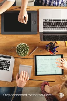 With AT&T, you can keep everything at your home connected under one plan -inside or out. Design your life the way you want it, then connect it all, at ATT.com.