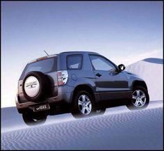 Suzuki Vitara Sport