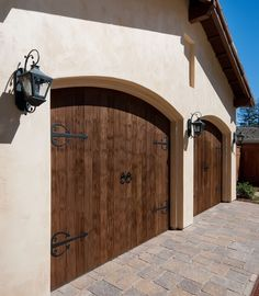 Buena idea para puerta lateral
