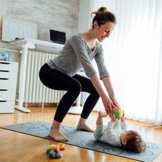 Fünf Monate nach der Geburt - und ihr seid noch meilenweit vom Vor-Baby-Body entfernt? Kein Grund zur Panik: Abnehmen nach der Schwangerschaft dauert seine Zeit...