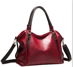 European Bow Genuine Leather Bags