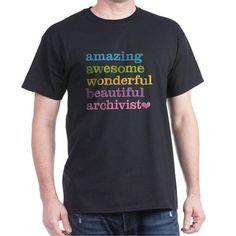 Amazing Archivis T-Shirt on CafePress.com
