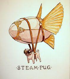 Google Image Result for http://trialbysteam.files.wordpress.com/2011/10/pun-pug-steampunk-robin-latkovich.jpg%3Fw%3D640