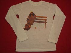 George Harrison, Dark Horse - White - Small, USA, Promo, Deleted, t-shirt, Dark Horse, PROMO T-SHIRT, 352481