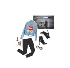 """""""bad"""" by n41ve ❤ liked on Polyvore featuring High Heels Suicide, rag & bone, Bardot, NARS Cosmetics, Prada and ETUÍ"""