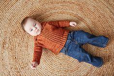 Ravelry: Red Feather Sweater pattern by Karen Gietzen