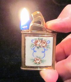 1940s Evans Lighter Guilloche Lighter Ladies Art Deco Lighter Pocket Lighter Working Lighter