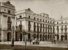 IMATGES FABULOSES, EN LA BARCELONA D' ABANS, D' AVUI I DE SEMPRE...6-02-2015...!!!