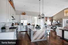 Kitchen Pictures - Custom Kitchens Photo Gallery   Schumacher Homes