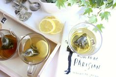 10 Natural Teas For Great Skin
