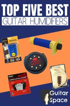 Keeping your acoustic or classical guitar wood in top shape means investing in the best guitar humidifiers. Here our top 5 best guitar humidifiers to help! Guitar Humidifier, Singing Techniques, Guitar Display, Guitar Reviews, Types Of Guitar, Guitar Store, Music Promotion, Guitar Tips, Classical Guitar