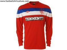 Rangers 11/12 Umbro Away Football Shirt | 11/12 Kits | Football Shirt Culture.com
