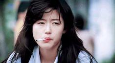 imgay4her Korean Beauty, Asian Beauty, Japonese Girl, Pretty People, Beautiful People, Jun Ji Hyun, Cute Beauty, Girl Smoking, Wattpad