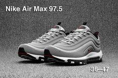 da38a21dfc8541 Cheapest And Latest New Nike Air Max 97 Metallic Silver Bullet