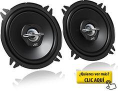 JVC CS-J520X - Altavoces coaxiales para coche (30... #altavoces #coche