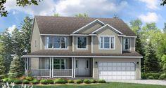 WAYNE HOMES | Charleston  $175,200 We visited this model home