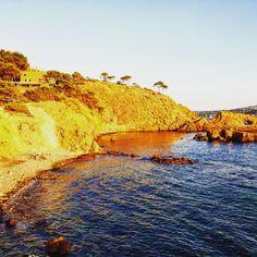 Diese unberührte Steinbucht liegt in Paguera im Südwesten von Mallorca und lädt zum Schnorcheln ein Hotel Am Strand, Hotels, Das Hotel, Outdoor, Colorful Houses, Snorkeling, Vacation Places, Paradise