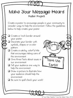 A set of fun and engaging Earth Day activities.