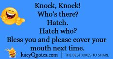 Funny Knock Knock Jokes -7