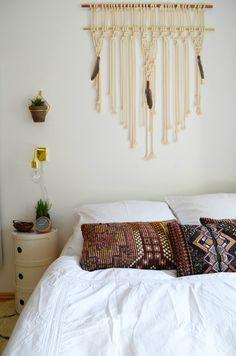 The tropical calmness | Bedroom Tour