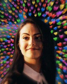 Riverdale Funny, Riverdale Memes, Riverdale Cast, Camila Mendes Veronica Lodge, Camilla Mendes, Heart Meme, Epic Games Fortnite, Betty Cooper, Cute Memes
