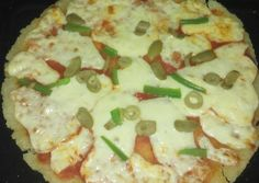 Sin Gluten, Gluten Free, Easy Homemade Recipes, Kefir, Empanadas, Hawaiian Pizza, Vegetable Pizza, Mashed Potatoes, Veggies