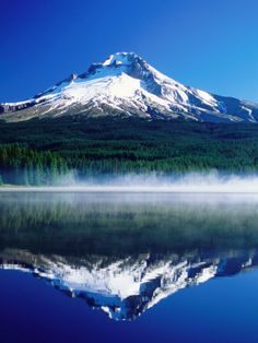 Mt.Hood, Oregon... Gotta learn to ski better so I can go back and hit the slopes... And eat the timberline buffet...