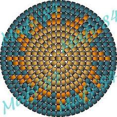 Peyote circular sol.