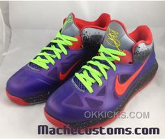 http://www.okkicks.com/lebron-james-9-low-shoes-nerf-custom-online.html LEBRON JAMES 9 LOW SHOES NERF CUSTOM ONLINE Only $72.16 , Free Shipping!