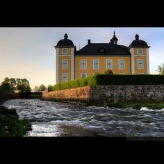 Strömsholms slott. Sweden