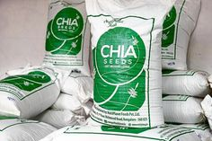 Chia Seeds at CFTRI's packaging unit.