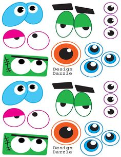 Best Photos of Monster Eyeballs Printable - Free Printable Photo Booth Props Eyes, Printable Monster Eyeballs and Printable Monster Eyes Monster Party, Monster Birthday Parties, Monster Eyes, Monster Book Of Monsters, Scary Monsters, Theme Halloween, Halloween Crafts, Halloween Printable, Halloween Eyes