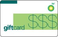 gas card, gas gift, bp gift, gift cards