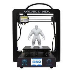 Cheap printer diy kit, Buy Quality anycubic printer directly from China printer diy Suppliers: ANYCUBIC printer Mega Large Printing Size Full Metal Frame Lattice Platform Patented Desktop Printer Diy Kit for Gift Large 3d Printer, Cheap 3d Printer, 3d Printer Kit, 3d Printer Designs, Best 3d Printer, 3d Printer Supplies, E Book Reader, Arduino, 3d Printing Business