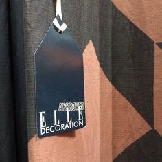 Natasha Marshall + Elle Decoration Best Fabric Approved Award
