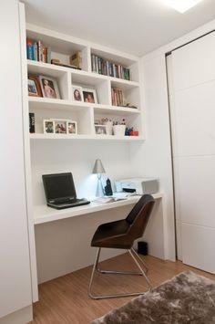 home office integrado com a sala - Pesquisa Google