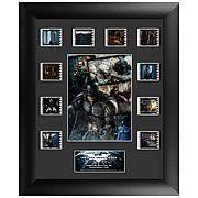 Batman Dark Knight Rises Series 4 Mini-Montage Film Cell - http://lopso.com/interests/dc-comics/batman-dark-knight-rises-series-4-mini-montage-film-cell/