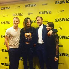 """The """"Song to Song"""" World Premiere during the 24th edition of the SXSW Fill Festival in Austin, Texas (March 10, 2017)"""