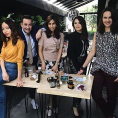#BAZAARFragranceAwards band of fragrance connoisseurs regrouped earlier today for 2017's picks featuring @zherpeenut @arnaud_marolleau Shireen Khandiah @lynette_ow and @natashakraal at @goodcompany #thegoodcoh  via HARPER'S BAZAAR MALAYSIA MAGAZINE OFFICIAL INSTAGRAM - Fashion Campaigns  Haute Couture  Advertising  Editorial Photography  Magazine Cover Designs  Supermodels  Runway Models