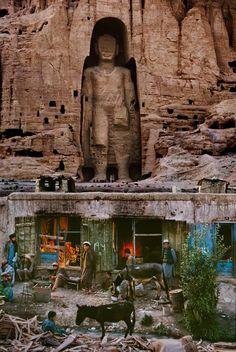 Buddha of Bamiyan, Afghanistan