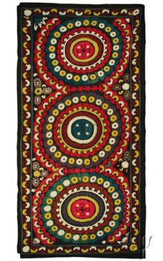 Gorgeous Suzani Textile