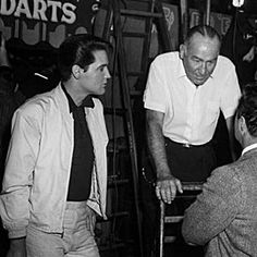 """""""Roustabout"""" on the set - Elvis Presley 1964 Interview """"My Fast Life""""- Elvis Information Network"""